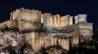 Μητσοτάκης: Το φως του 21ου αιώνα αγκαλιάζει πλέον την Ακρόπολη