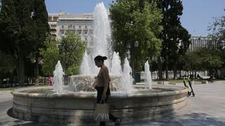 Καιρός: Yψηλές θερμοκρασίες σε όλη τη χώρα με τοπικές νεφώσεις