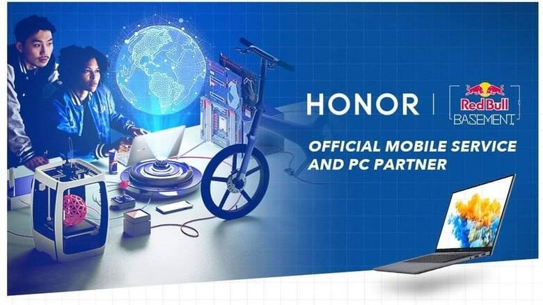 Red Bull και Honor στηρίζουν και δίνουν φτερά στους φοιτητές
