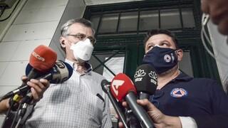 Τσιόδρας: «Η Αθήνα δεν πάει καλά» - Δεκάδες κρούσματα κορωνοϊού σε οίκο ευγηρίας