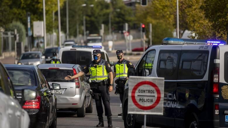 Κορωνοϊός – Ισπανία: Προς lockdown οδεύει η Μαδρίτη – Νέοι περιορισμοί