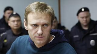 Ναβάλνι: Ο Πούτιν βρίσκεται πίσω από το έγκλημα εναντίον μου