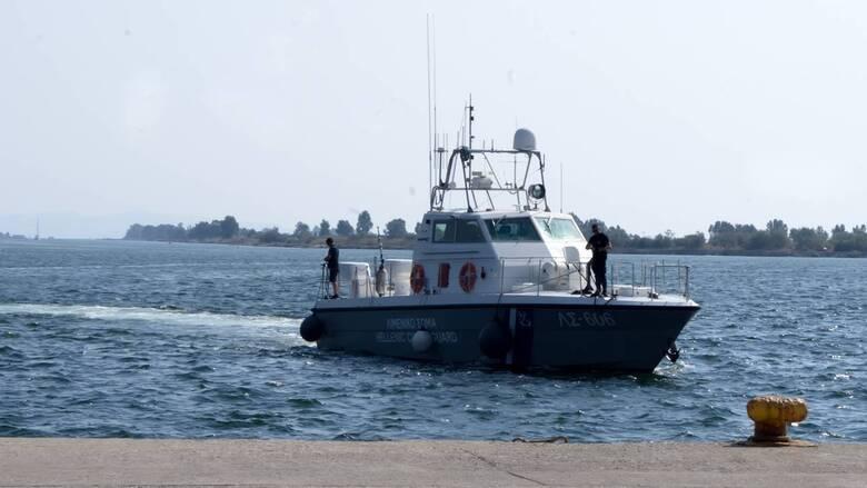 Ακυβέρνητο σκάφος με μετανάστες στα νότια των Σφακίων
