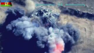 Ναγκόρνο - Καραμπάχ: Στις «φλόγες» ο Καύκασος – Άμεση κατάπαυση πυρός ζητούν Μακρόν και Πούτιν