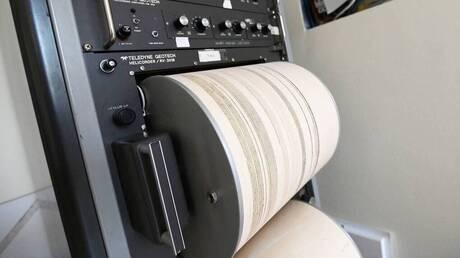 Ισχυρός σεισμός κοντά στη Νίσυρο
