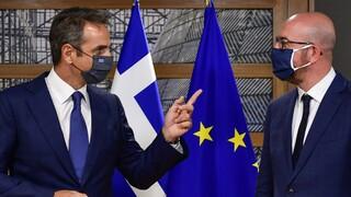 Μητσοτάκης: Διάλογος και διπλωματία ή κυρώσεις