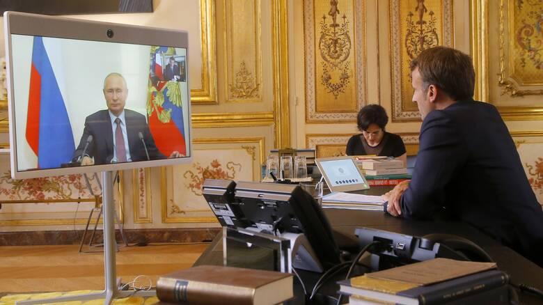 Ναγκόρνο - Καραμπάχ: Τραμπ, Πούτιν και Μακρόν ζητούν άμεση κατάπαυση πυρός