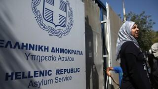 Κλειστά τα γραφεία της κεντρικής υπηρεσίας Ασύλου λόγω κρούσματος κορωνοϊού