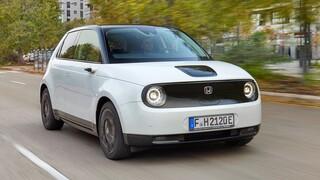 Το πρώτο ηλεκτρικό Honda, το e, διαθέτει και στυλ και τεχνολογία