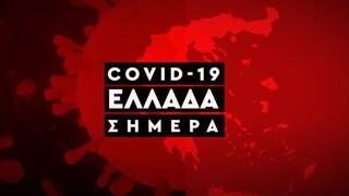 Κορωνοϊός: Η εξάπλωση του Covid 19 στην Ελλάδα με αριθμούς (1/10)