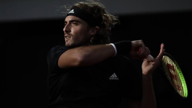 Roland Garros: Στους «32» ο Τσιτσιπάς με 3-0 σετ κόντρα στον Κουέβας
