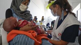 Σήμα κινδύνου για τις επαναλαμβανόμενες «Μόριες» κρούουν οι Γιατροί Χωρίς Σύνορα
