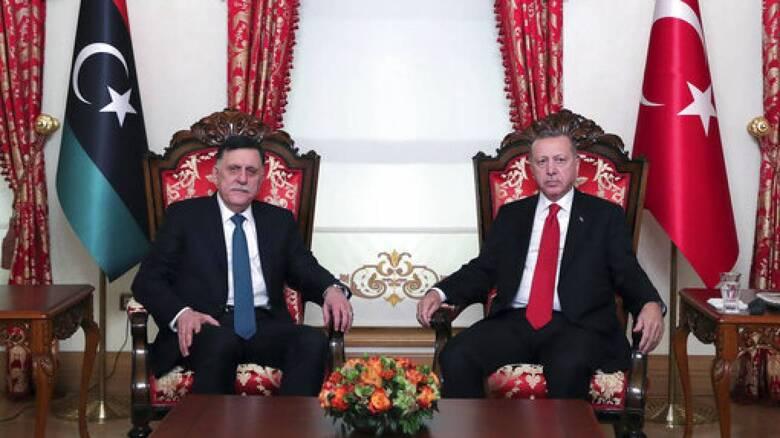 Πρωτοκολλήθηκε στον ΟΗΕ το παράνομο τουρκο-λιβυκό μνημόνιο