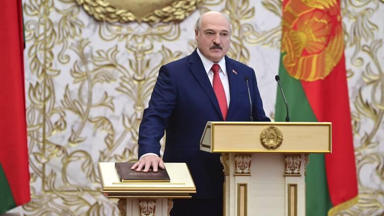 Λευκορωσία: Εκτός λίστας κυρώσεων από την ΕΕ ο Λουκασένκο