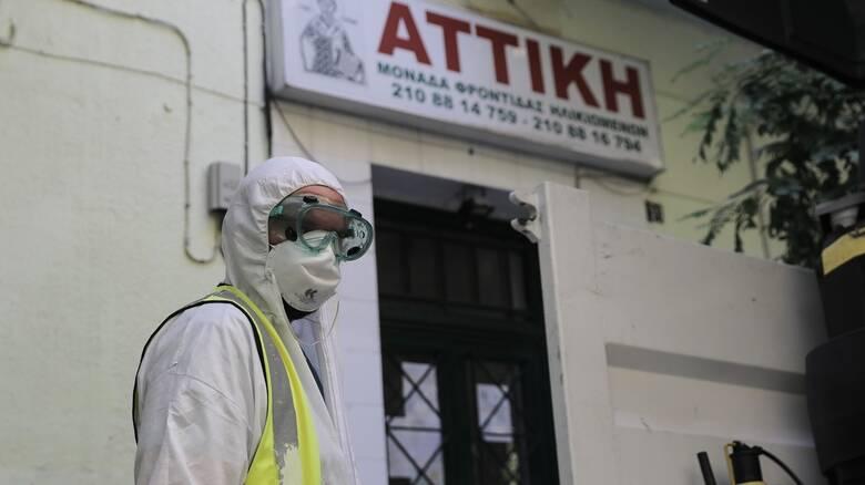 Κορωνοϊός: Διαμαρτυρίες και αγανάκτηση για το γηροκομείο «Αττική» - Τι λένε κάτοικοι της περιοχής