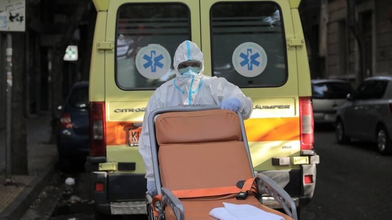 Κορωνοϊός: Κατέληξε 79χρονος από το γηροκομείο «Αττική»