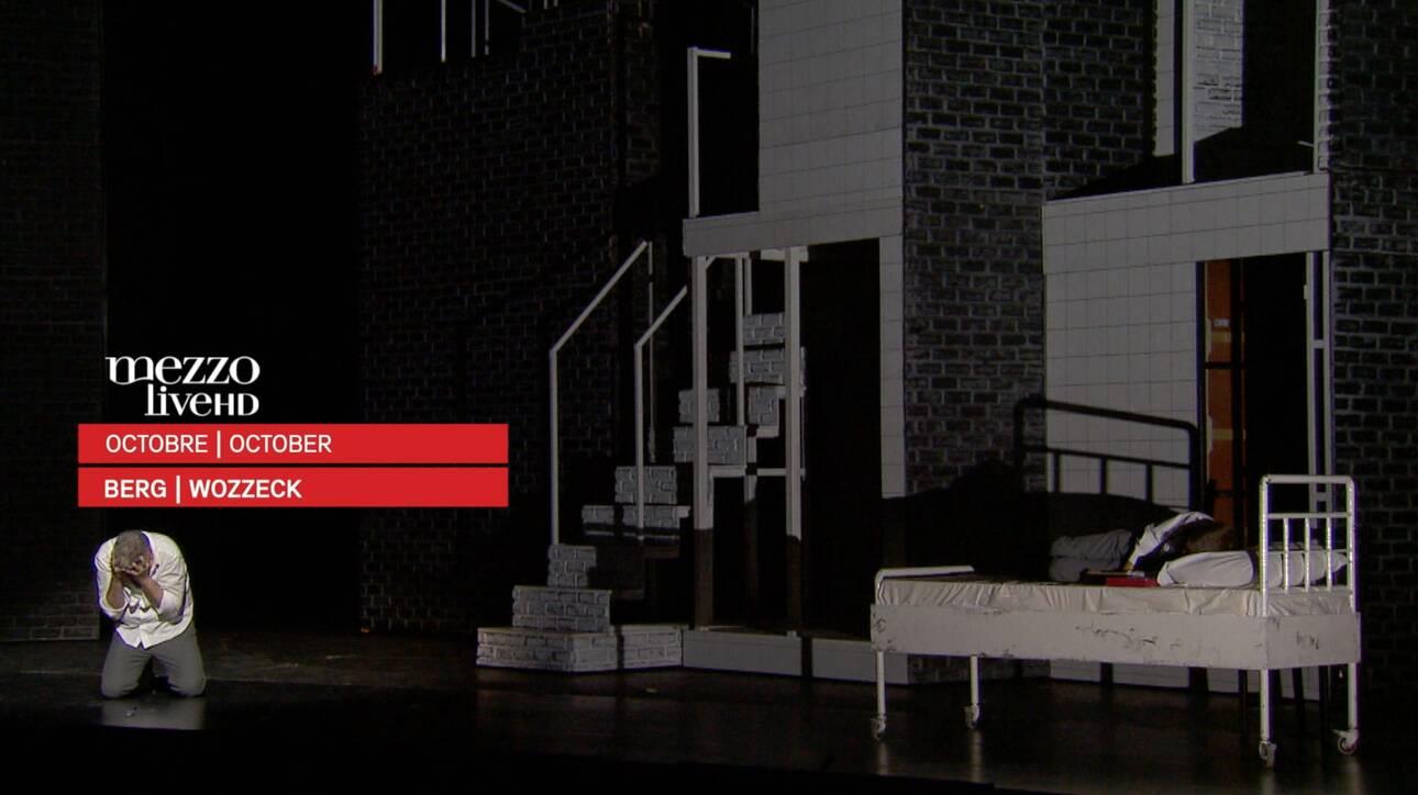 O «Βότσεκ» της ΕΛΣ σε πρώτη παγκόσμια τηλεοπτική μετάδοση από το Mezzo