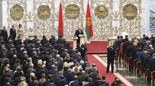 Λευκορωσία: Με κυρώσεις σε Ευρωπαίους αξιωματούχους απάντησε το Μινσκ στην Ε.Ε.