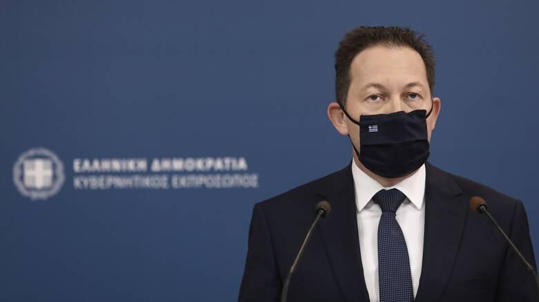 Πέτσας: Ο κ. Τσίπρας ο μόνος που δεν κατάλαβε τίποτα από την απόφαση της Συνόδου