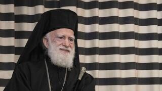 Αρχιεπίσκοπος Κρήτης: Υποβλήθηκε σε τραχειοστομία