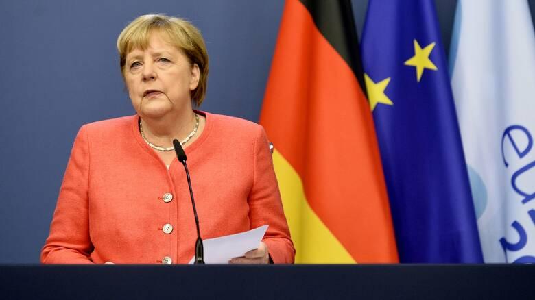 Μέρκελ: Η Ευρώπη επιθυμεί εποικοδομητικούς δεσμούς με την Τουρκία