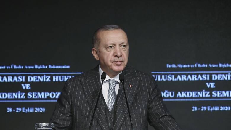 Ερντογάν: Ελπίζω το Αζερμπαϊτζάν να συνεχίσει και να ελευθερώσει την περιοχή