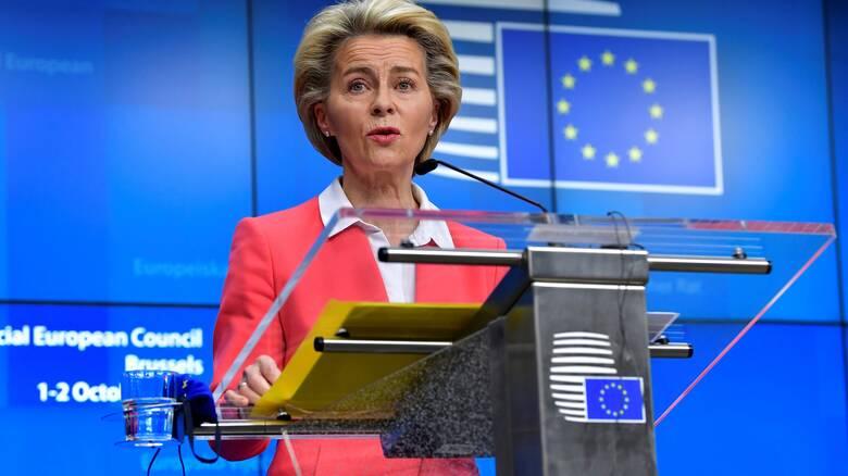 Ούρσουλα φον ντερ Λάιεν: Ανησυχητική έκρηξη κρουσμάτων στην Ευρώπη – «Κλειδί» τα εμβόλια