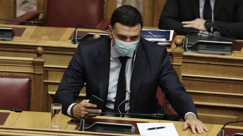 Κορωνοϊός: Στην άτυπη συνάντηση Υπουργών Υγείας της ΕΕ ο Κικίλιας