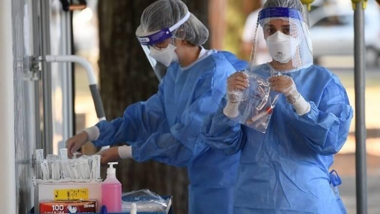 Κορωνοϊός: 460 νέα κρούσματα - Στους 85 οι διασωληνωμένοι στις ΜΕΘ