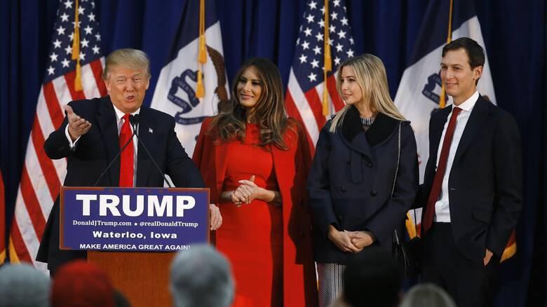 Κορωνοϊός: Αρνητικά τα τεστ για Ιβάνκα, Μπάρον Τραμπ και Τζάρεντ Κούσνερ