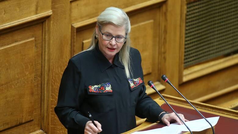 Μετακλητή υπάλληλος της Βουλής διορίστηκε η Ζαρούλια - Αντιδρά ο ΣΥΡΙΖΑ