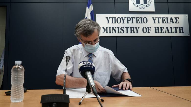 Χαρδαλιάς: Ο Τσιόδρας είναι παρών, επικεντρωμένος στο επιδημιολογικό