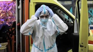 Κορωνοϊός: Αυξάνονται οι θάνατοι στη χώρα - Κατέληξε 85χρονη στο «Σωτηρία»