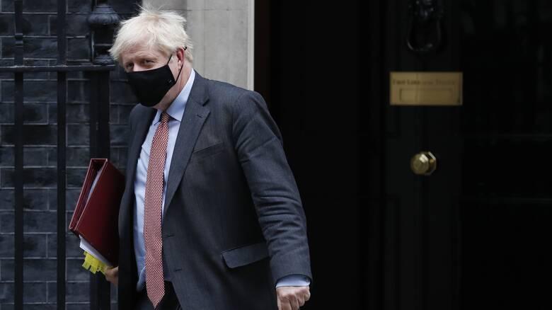 Τζόνσον: Η επίτευξη εμπορικής συμφωνίας μετά το Brexit εξαρτάται από την ΕΕ