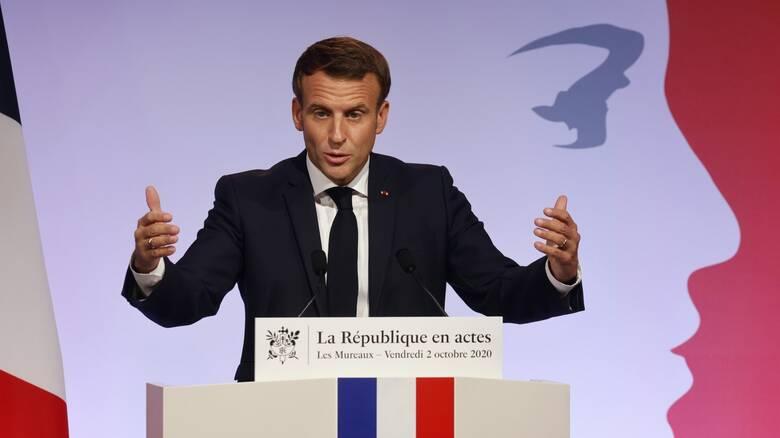 Γαλλία: Οι πέντε στρατηγικές του Μακρόν κόντρα στον αυτονομισμό των ισλαμιστών