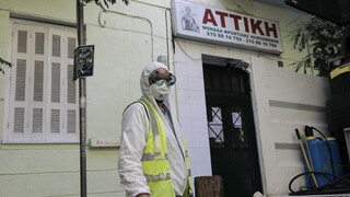 Γηροκομείο Αγ. Παντελεήμονα: Εργαζόμενος που είχε παραιτηθεί διέσπειρε τον κορωνοϊό