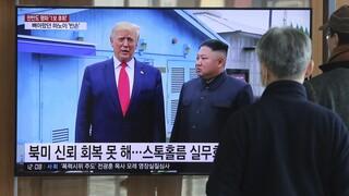 Κορωνοϊός: «Θερμοί χαιρετισμοί» Κιμ Γιονγκ Ουν προς ζεύγος Τραμπ