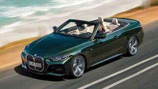 Αυτοκίνητο: Το νέο κάμπριο της σειράς 4 της BMW επέστρεψε στη μαλακή οροφή