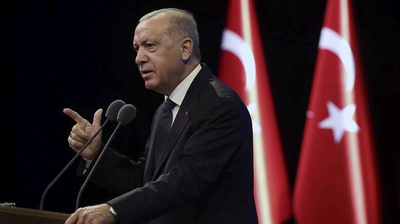 Ερντογάν: Είμαστε στο πλευρό των «καταπιεσμένων» στον Καύκασο