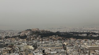 Καιρός: Υψηλές θερμοκρασίες και σκόνη την Κυριακή
