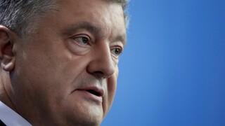 Ουκρανία: Σε νοσοκομείο με διπλή πνευμονία ο πρώην πρόεδρος Ποροσένκο