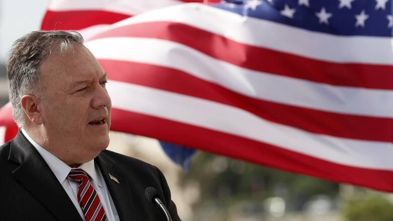 Κορωνοϊός: Επιστρέφει στις ΗΠΑ εσπευσμένα ο Μάικ Πομπέο λόγω της ασθένειας Τραμπ