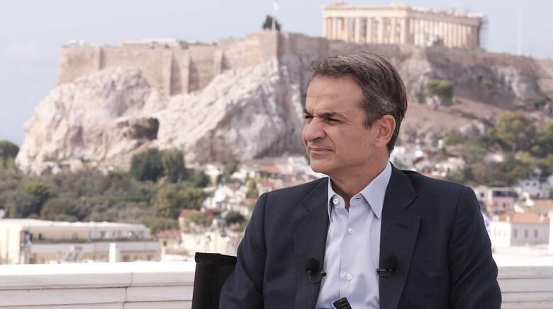 Ανακοινώνεται από τον Μητσοτάκη μεγάλη επένδυση της Microsoft στην Ελλάδα