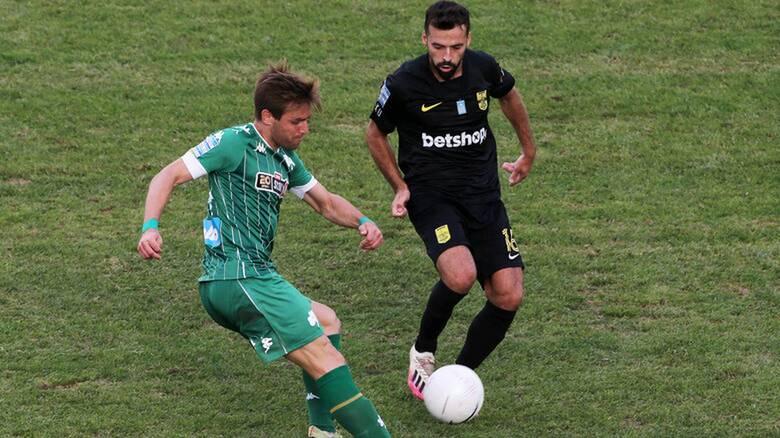Παναθηναϊκός-Άρης 0-1: Ο Μαντσίνι «εκτέλεσε» τους «πράσινους»