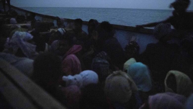 Τσιμπουτί: Πολύνεκρο ναυάγιο με μετανάστες - Τους πέταξαν στη θάλασσα διακινητές