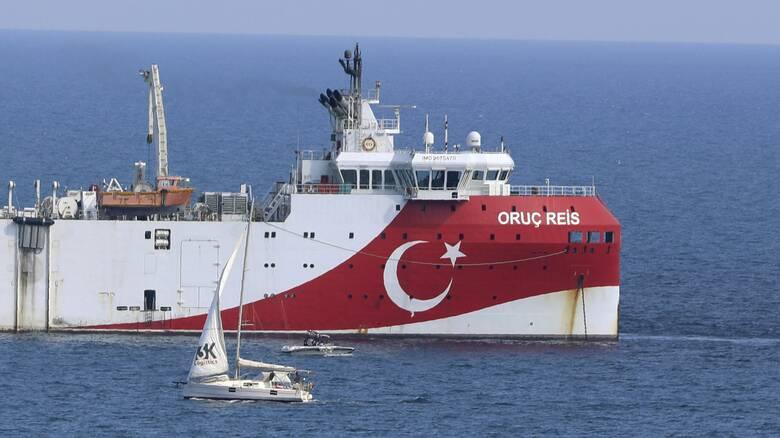 Γενί Σαφάκ: «Έτοιμο για νέα αποστολή» στην Ανατολική Μεσόγειο το Oruc Reis