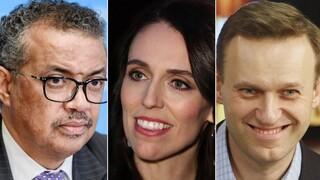 ΠΟΥ, Ναβάλνι ή Άρντερν; Οι πιο «δυνατοί» υποψήφιοι για το φετινό Νόμπελ Ειρήνης