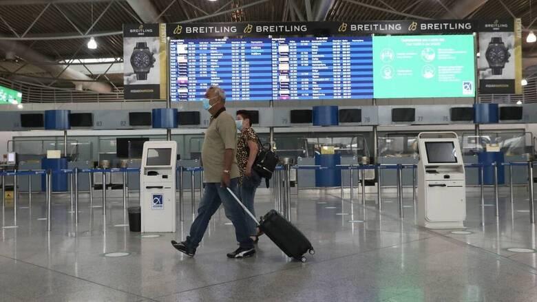Παρατείνεται έως 12 Οκτωβρίου η αεροπορική οδηγία για Ρωσία