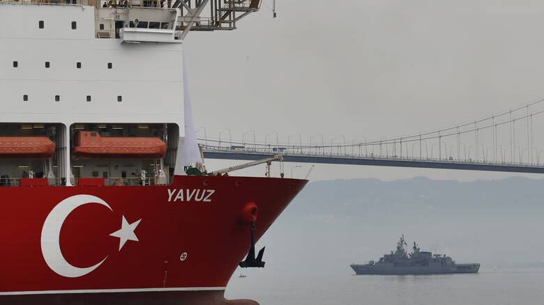 Κομισιόν: Ευπρόσδεκτο βήμα η αποχώρηση Yavuz από την κυπριακή ΑΟΖ