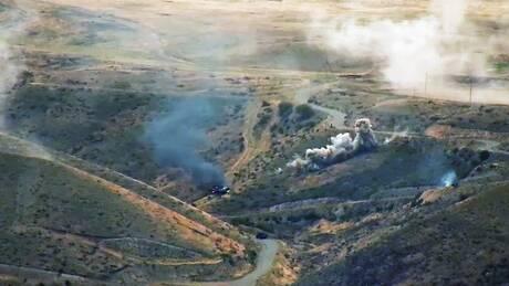 Ναγκόρνο Καραμπάχ: Η Τουρκία ζητά παρέμβαση του ΝΑΤΟ για αποχώρηση των αρμενικών δυνάμεων